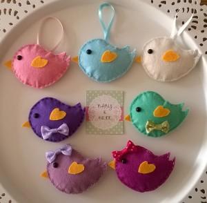 kuş-magnet-keçe-bebek-şekeri 1