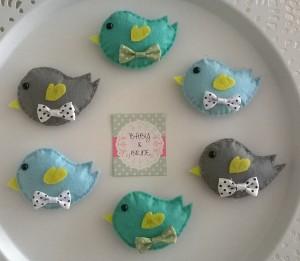 kuş-magnet-keçe-bebek-şekeri 3