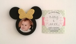 minnie-mouse-keçe-çerçeve-magnet-kece-bebek-sekeri 2